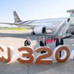 Airbus поставил первый бизнес-джет ACJ320neo
